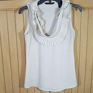 New York & comp ruffle blouse